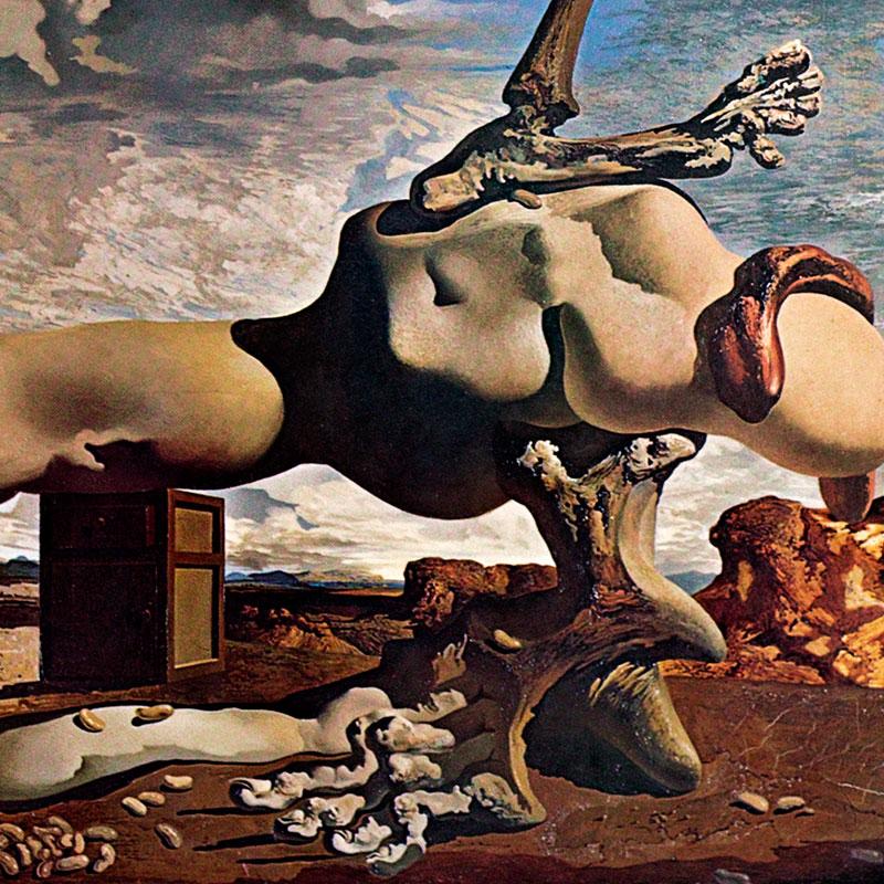 Salvador Dali – 1971 – Vintage Exhibition Poster – Design ...